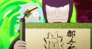 Samurai & Shogun | Die wohl blutigste Folge von Rick & Morty