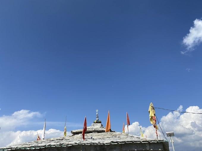 Temple Kartik Swami