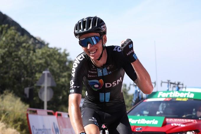 Vuelta a España 2021 - 14ª etapa clasificación
