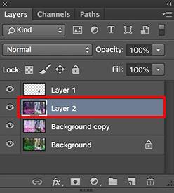 Cara membuat efek color invert dengan photoshop