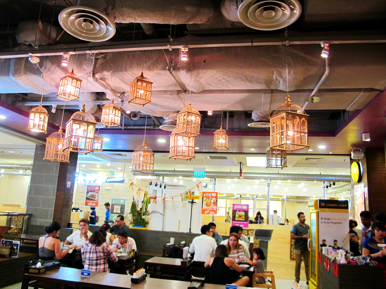 thai boat noodles bedok point