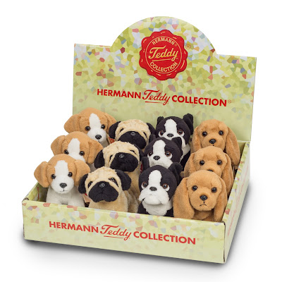 Cachorros surtidosde Hermann Teddy Collection