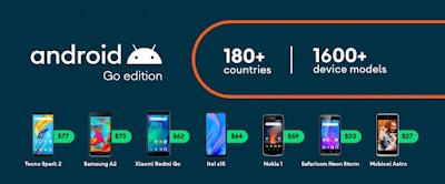 Android 10 Go Edition: Android 10 lança versão light para smartphones de gama média /baixa