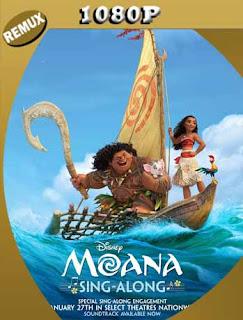 Moana (2016) BD RemuxHD [1080p] Latino [GoogleDrive] SilvestreHD