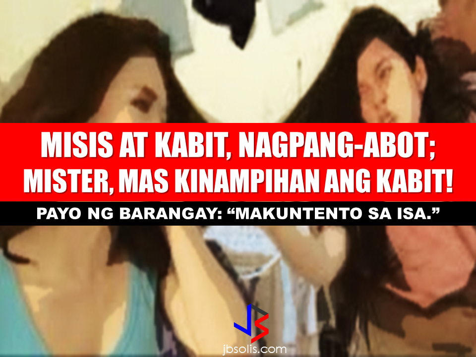 Infidelity often leads to nothing good, that is for sure. Just like a scene from a tv series, the original wife and the mistress had a confrontation in Cauayan, Ilocos Sur and it got ugly. The Original wife ended up in jail after splashing and forced the mistress to drink bleach. Maria Geshiel Reyna, 27 has been married to Jayson Reyna, 27 for 12 years. Geshiel caught her husband with his mistress, Katerina Domingo inside a room in a resort in Cauayan, Ilocos Sur. The legal wife was said to splash bleach on the mistress and forced the latter to drink the substance which the wife said, belongs to the mistress. The wife also said that she has an evidence of them having sex actually caught in a video but the mistress destroyed her mobile phone.  The wife is now in jail facing attempted murder charges for forcing the mistress to intake a poisonous substance. The husband and the mistress will be charged with concubinage by the legal wife.  Meanwhile, a clash between the mistress and the sister of the legal wife was caught on CCTV. The video was taken when the mistress and the legal wife went to the barangay precinct to settle their dispute but the sister of the legal wife, carrying angst within,  loses it and grabbed the mistress by the hair and delivered blows on her face. The report said that the legal wife and  mistress previously had a fight when the wife confronted the woman the night before. The wife went to the room of the mistress and knocked on the door. To her surprise, the person who opened the door was her husband. Being certain that her husband is cheating, she confronted the mistress but unfortunately, her husband took the side of the mistress over her. The wife sustained wounds in the head during the fight. The personnel advised that for the husbands, be contented with your wife to avoid this kind of trouble and humiliation.  Recommended:    Every OFWs reason why they decided to work abroad is to give their family a better future. Regardless of the hardshi