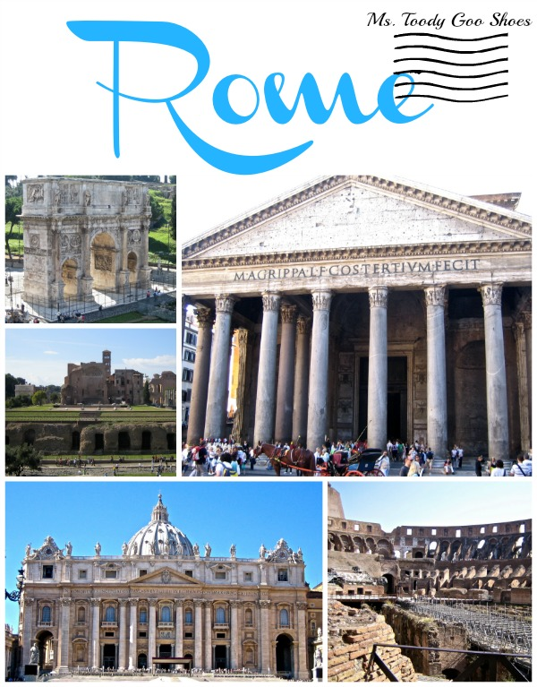 Rome -- Ms. Toody Goo Shoes