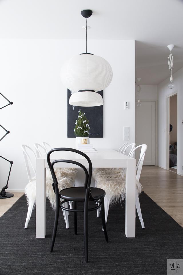 ton tuoli, tolix, formakami, ruokailutila