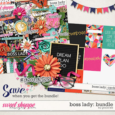 Boss Lady: Bundle