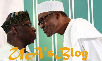 Obasanjo Raises Alarm, Accuses Buhari Of Plotting His Arrest On False Charges