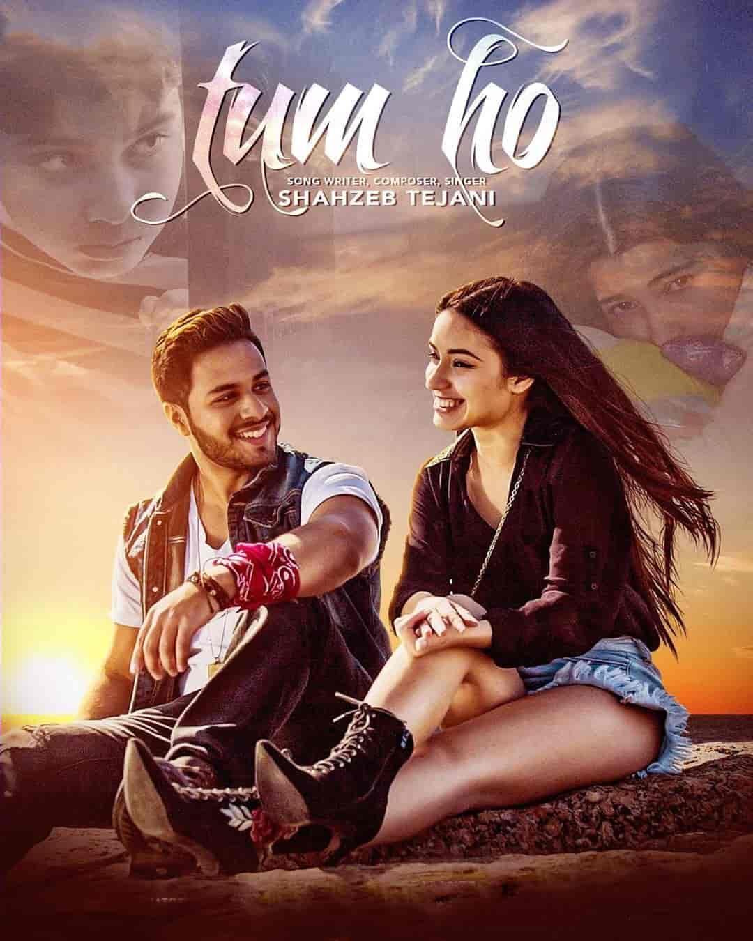 Tum Ho Hindi Song Image By Shahzeb Tejani features Joyce Escalante