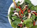 Spinach Feta Salad
