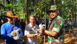 Dansektor 22, Apresiasi Pemkot Bandung Menanam 5.500 Pohon