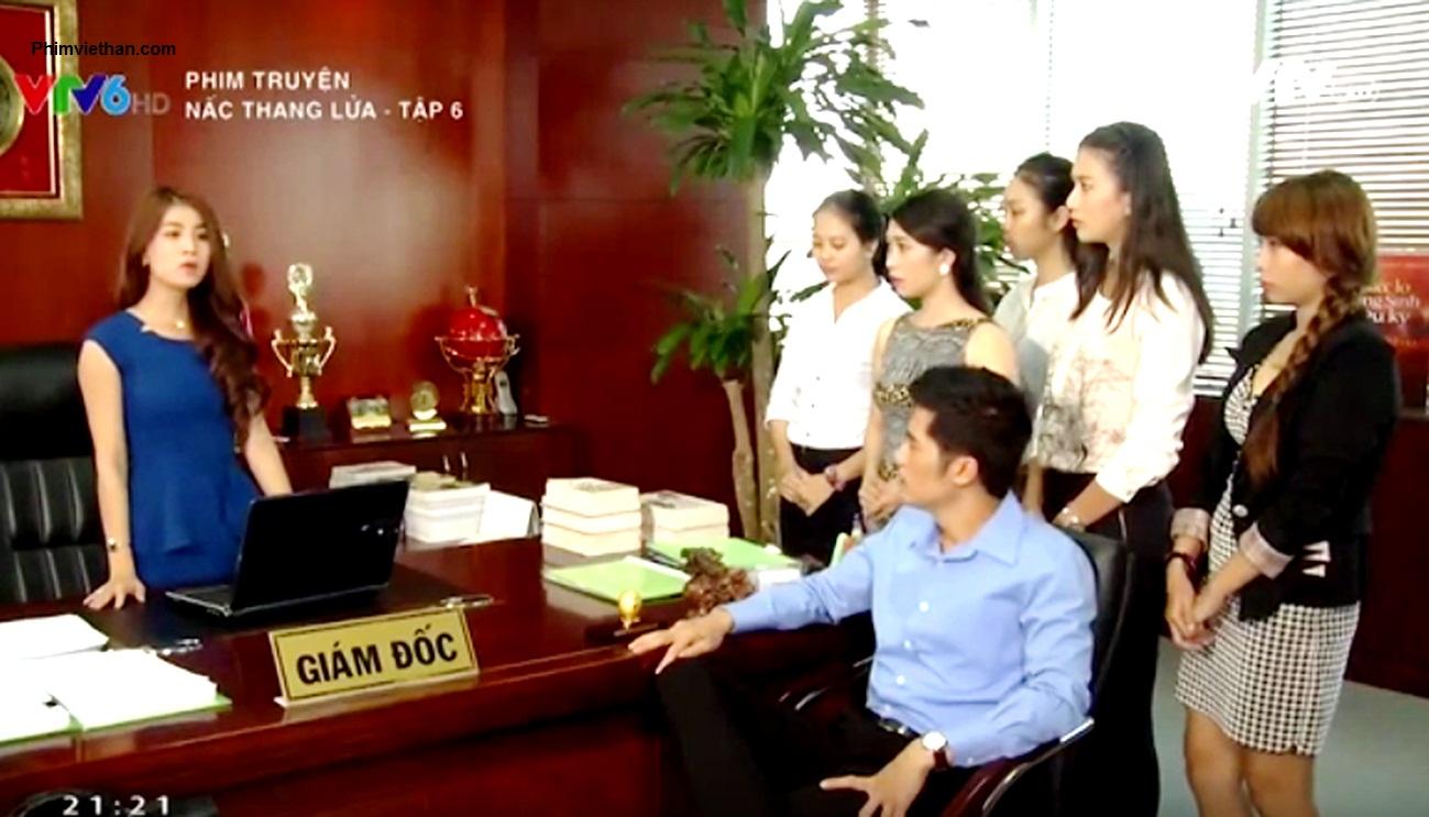 Phim nấc thang lửa Việt Nam