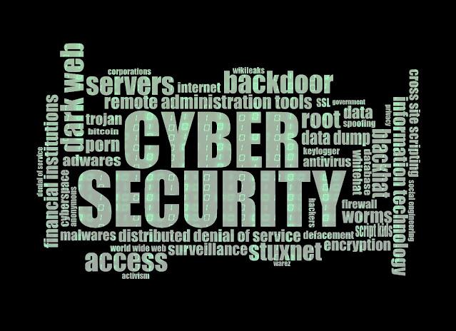 Figure 1. 6 términos básicos de la seguridad informática - sybcodex.com
