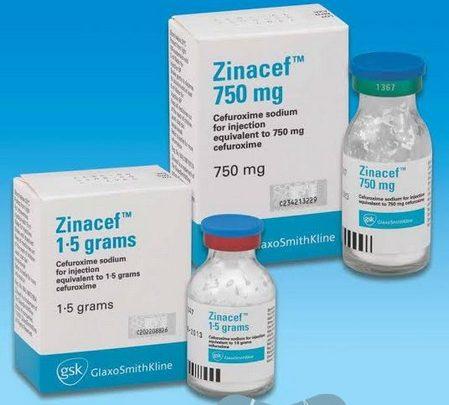 سعر حقن زيناسيف 500 Zinacef مضاد حيوى