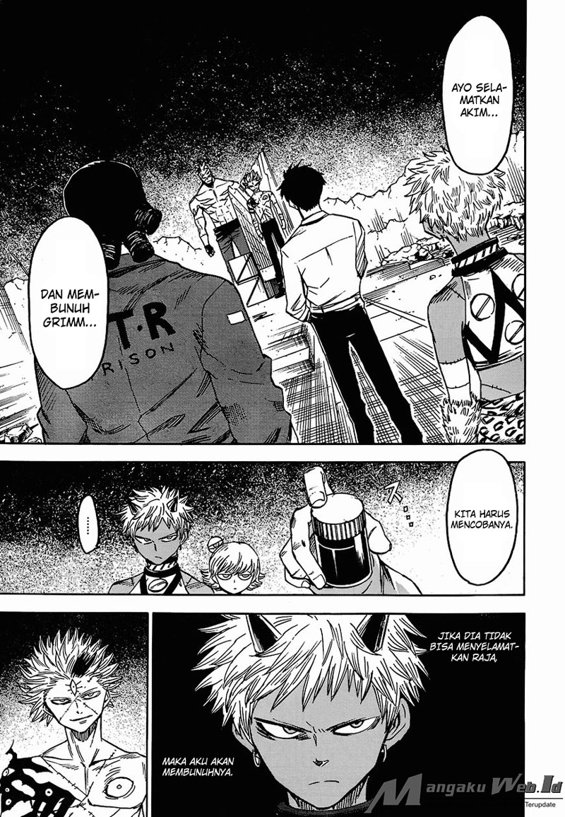 Blood Lad Chapter 70-10
