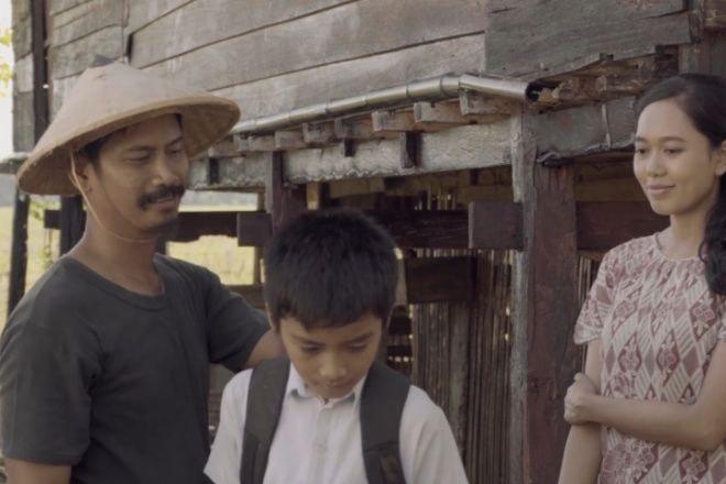 Film 'Mappalisu Sumange', Karya Sineas Bone yang Angkat Kearifan Lokal