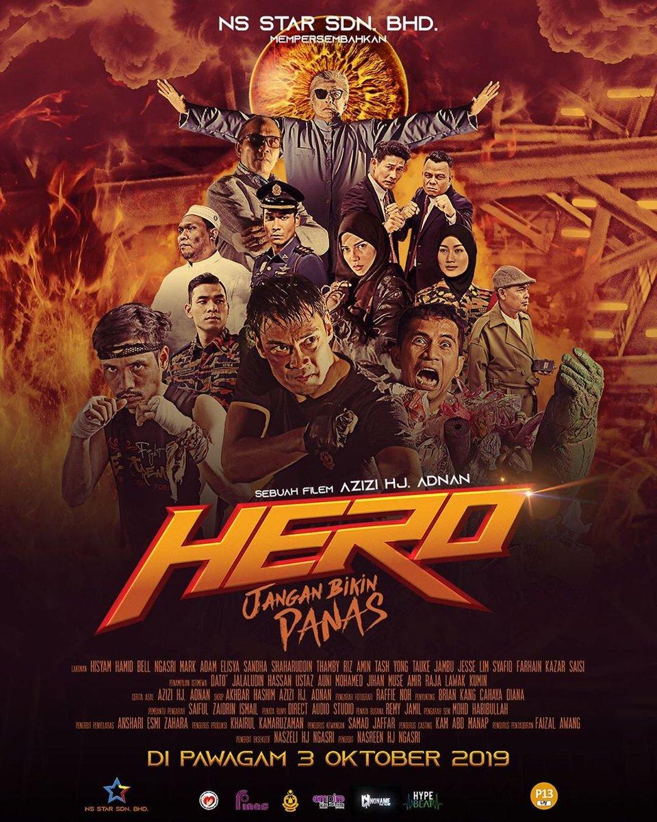 Hero: Jangan Bikin Panas (2019) Full Movie