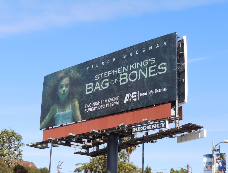 Bag of Bones billboard