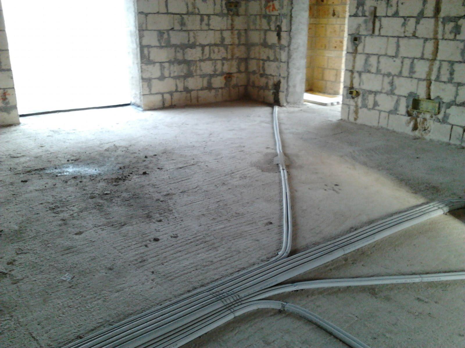 Impianto idraulico bagno multistrato