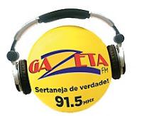 Rádio Gazeta FM 90,9 de Poxoréo MT