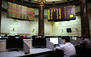 أخر أخبار تعاملات البورصة المصرية اليوم الأحد 8 يناير 2017