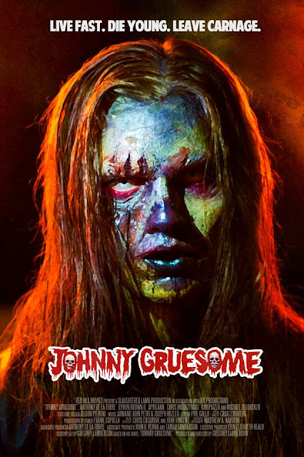Johnny Gruesome, poster