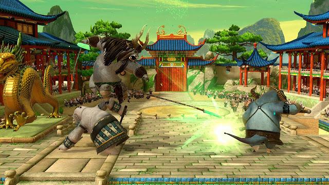 Kung Fu Panda 1 Free Download
