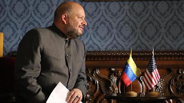 Venezuela denuncia presiones económicas de EEUU pese a COVID-19