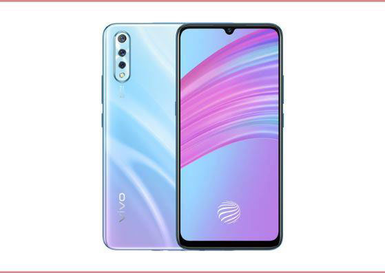 vivo s1 touch screen id