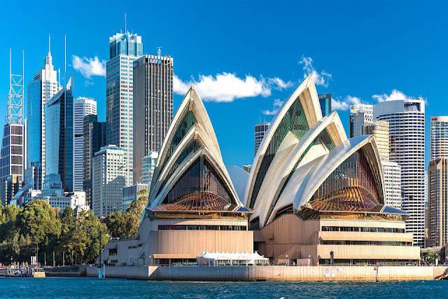 Tận mắt chiêm ngưỡng những kiến trúc đặc sắc thế giới