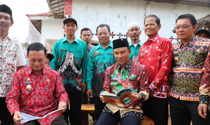 Kabupaten Berbasis Literasi Lambar Meroket, Berbagai Prestasi  Mampu Ditorehkan