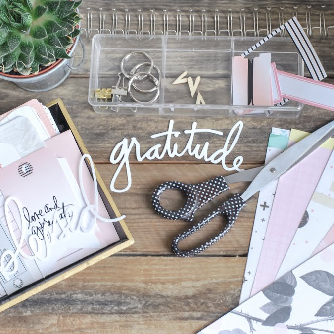 Days of Gratitude Big Pictures Classes by Jamie Pate | @jamiepate