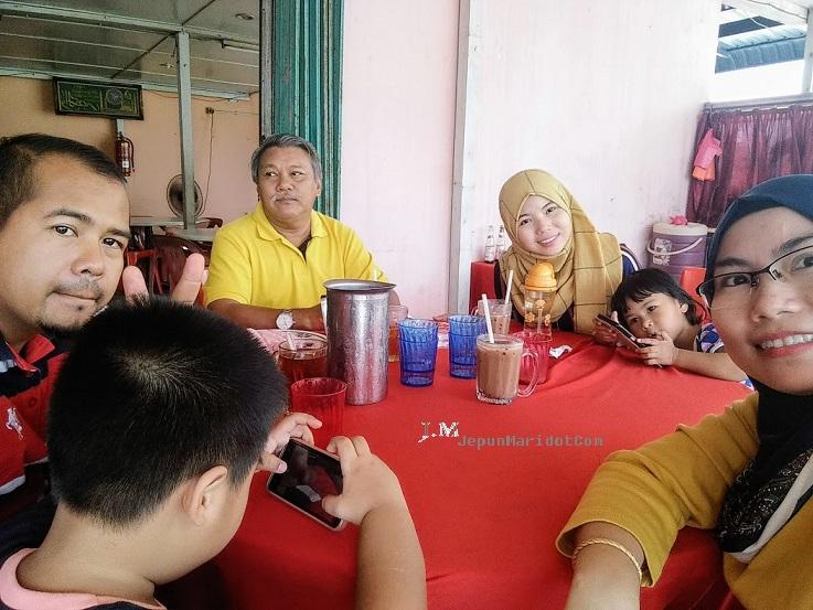 Sup isi ketam D'Muara Kuala Selangor