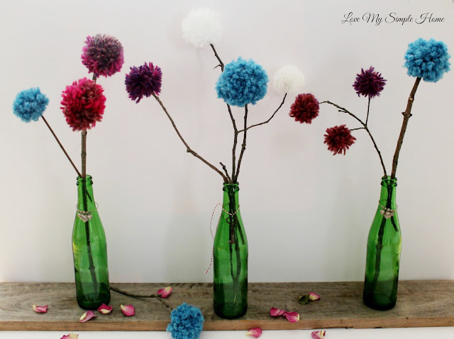 forever-blooming-pom-pom-bouquet-love-my-simple-home