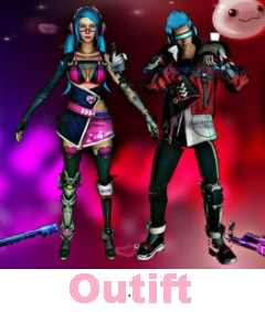 Free Fire, Valentine's Party