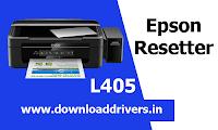 Download Epson L405, Printer reset tool, Epson L405 resetter, Epson L405 WIC tool, Epson Adjustment tool, Epson resetter, Epson L405 reset tool