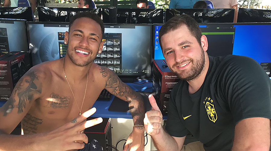 neymar cs go
