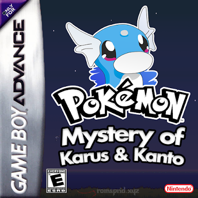 Pokemon Mystery Of Karus And Kanto GBA ROM Hack Download