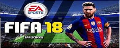 لعبة فيفا 14 بمود 2018