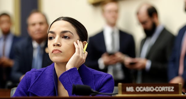 Of Course, This Is How Ocasio-Cortez Used Abortion To Push Her Green New Deal