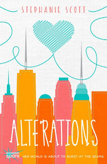 Alterations by Stephanie Scott YA Book cover