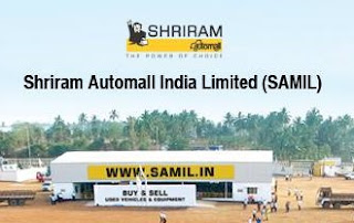 Shriram Automall India Limited is Recruitment  for Field Officers - Sales for New Delhi Location
