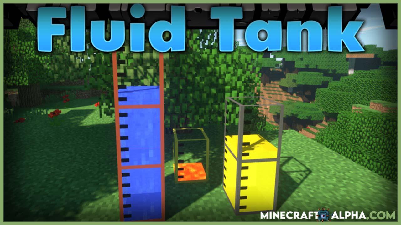 Large Fluid Tank Mod