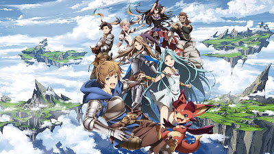 Granblue Fantasy The Animation S2 Episode 1 - 12