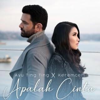 Lirik Lagu Ayu Ting Ting - Apalah Cinta (feat. Keremcem)
