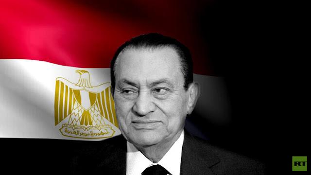 وفاة الرئيس المصرى السابق حسنى مبارك عن عمر يناهز 91 عامآ