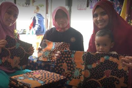 Pusat Seragam Batik Tulis Berlogo di Sidoarjo - Mengenal Lebih Dekat Dina Indriana Owner Tabinaco