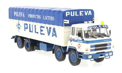 coleccion camiones y autobuses españoles, barreiros 82 35 d 1:43