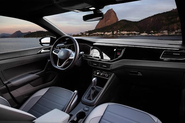 Volkswagen Nivus tem lançamento confirmado para a Europa